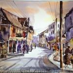 Chiangmoi Road, Chiang Mai study2