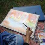 Wat Jet Yod Sketching | Worawuth Srakaeo