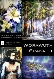 Accidental Solo Exhibition - Worawuth Srakaoe
